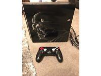 PS4 Darth Vader Console