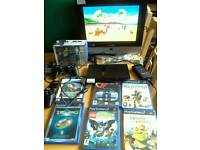 PS2 Slim Consol + Games