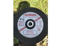 Kennedy cutting discs - 9inch (9 Available)