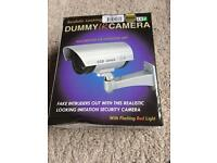 Dummy IR camera realistic cctv camera