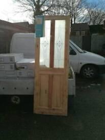 NEW Interior pine door