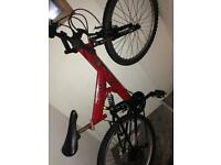 Axe mountain bike