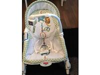 Baby/toddler bouncy seat