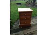 Small Draws (bedside...) -CHARITY SALE