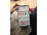 Shameless DVD box set series 1-7