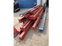 Rsj's, steel beams, loft Beams, structural Steel, steels