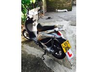 125cc scooter £490