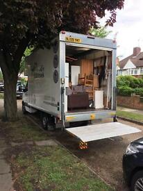 Wow Safe Up to 80%London Top Man and Van Removals Fully Insured Ealing Chiswick Fulham Hammersmith