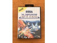 Sega Arcade Game R-TYPE