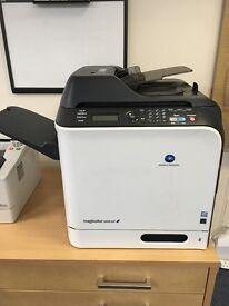Konica Minolta magicolor 4695MF Colour & B/W Printer, Scanner & Fax Machine