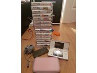 Nintendo dsi plus 17 games