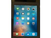 Silver 32 gig IPad 2nd Generation Wifi