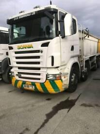 Scania Tarmac Tipper