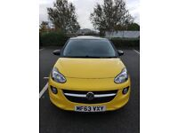 Vauxhall Adam 1.4 petrol. Excellent condition, full service history and low mileage.