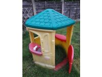 Little tykes play cottage great conditions pickup healdgreen £25