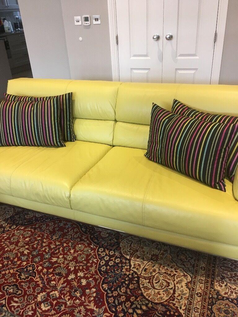 Roche Bobois Sofa Chair