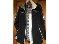 As new: for sale: SEASALT/CREW CLOTHING/ARCTIC STORM Jackets SIZE 16