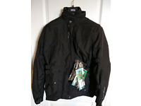 Frank Thomas Zarina ladies motorbike jacket - new with tags - size L