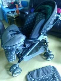 Mamas and papas reversible buggy