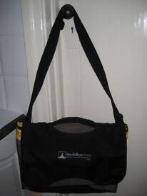 Walt Disney Home Entertainment Laptop/DVD/Games Bag
