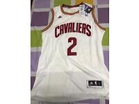 NBA Kyrie Irving basketball jersey