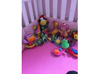 Lamaze toys and more £15