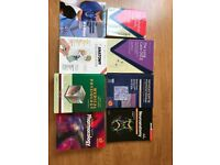 Medical Textbook Bundle (CAN SELL SEPARATELY) - Books, Medical School, SJT, OSCE, Anatomy