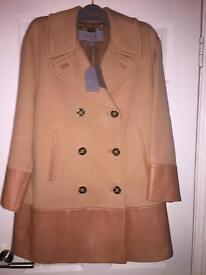Mulberry Coat , Genuine / Receipt Shown