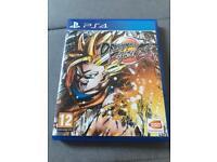 Dragonball Fighter Z (PS4)