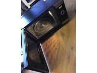 Hotpoint microwave oven and grill