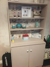 Shabby chic dresser / cabinet / cupboard for sale