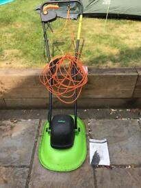 Hover mower (lawnmower)