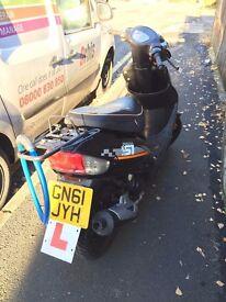 moped non runner