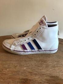 Adidas Honey high top trainers