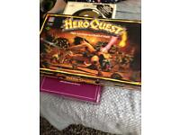 Hero Quest MB Game