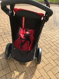 Phil & Ted's Double/Single Pram
