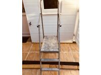 Ladder for Skiming
