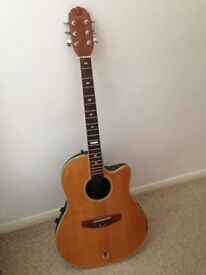 Applause Electro-Acoustic Guitar Model No. AE-38