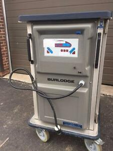 BURLODGE  OVENGEN MOBILE HOT AND COLD HOLDING CABINET
