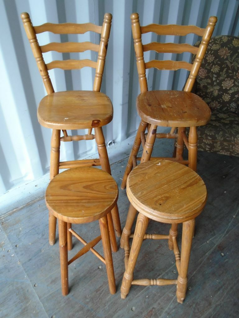 Pine Stools In Norwich Norfolk Gumtree