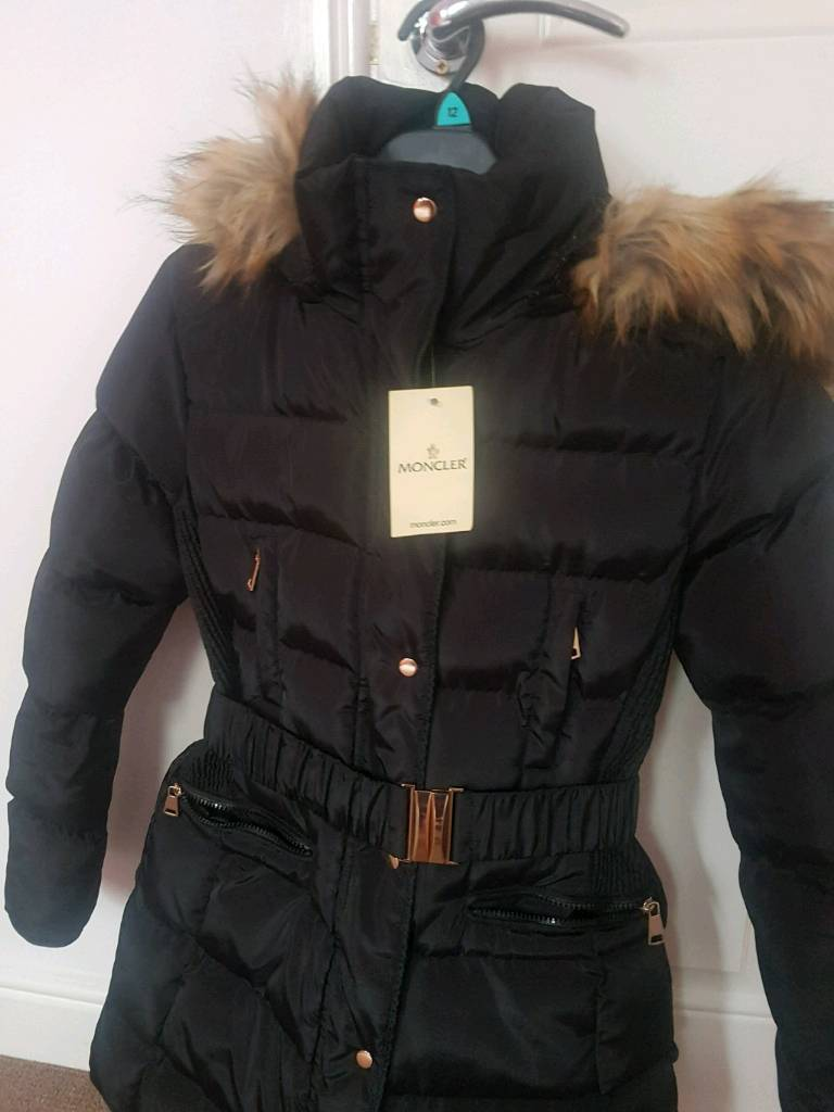 3ef8c43c8 Brand new ladies moncler jacket small size with tag