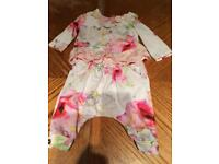 Ted Baker baby girls clothes