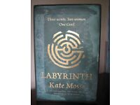 LABYRINTH by KATE MOSSE - (Kirkby in Ashfield)