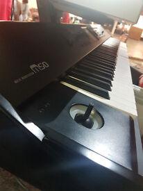 Korg M50 88 Keys Keyboard with Flight Case