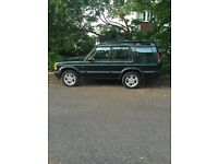 Land Rover Discovery TD5 for sale...