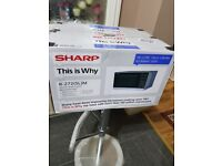 New Sharp Touch Micorwave