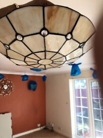 Tiffinay style light shades