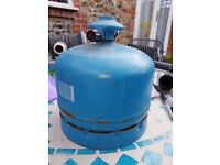 Campingaz Used Calor / Butane Gas cylinder 1.81kg (4lb) Bottle ~ Offers welcome