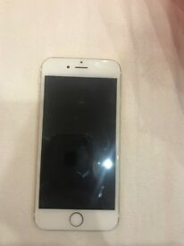 iPhone 6, small crack on screen