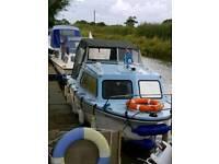 Canal boat/cruiser
